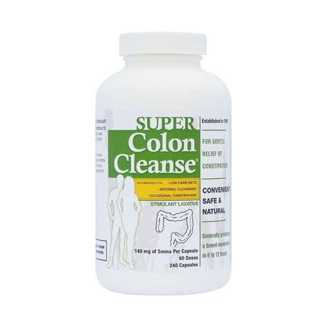 colon cleanse dietary supplement picture 1