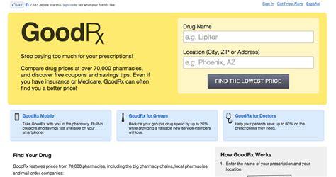 goodrx compare drug prices compare picture 2