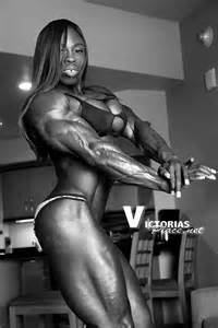ebony female muscle picture 3