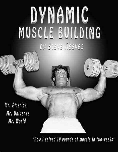 dynamic muscle building steve reeves picture 3
