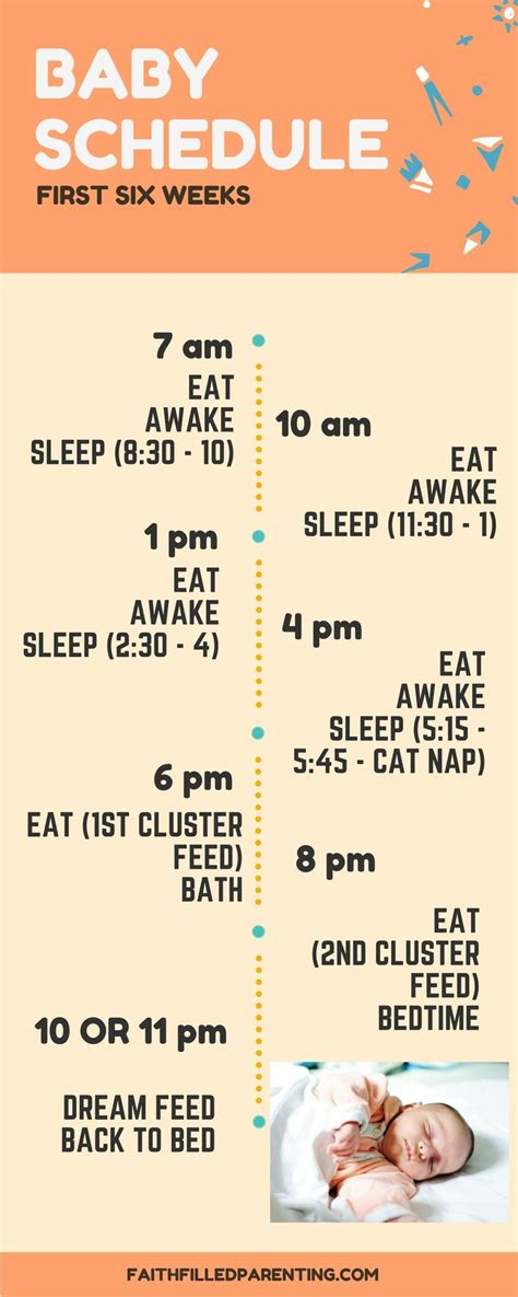 a sleep and feeding schedule for your 3 picture 6
