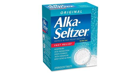 alka seltzer recommends taking two pills to increase picture 4