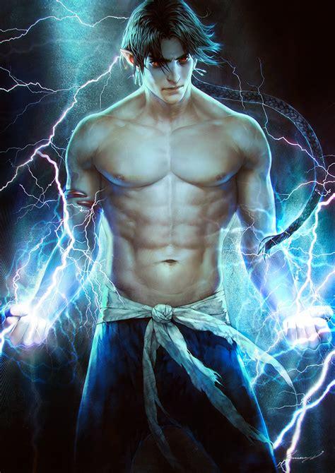 muscle men murphy fantasie 3d art picture 3