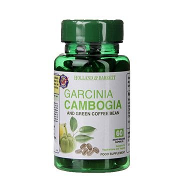 garcinia cambogia and green coffee bean sold in picture 3