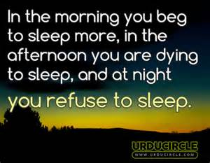 funny sleep quotes picture 1
