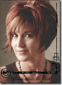 hair styles for 50 year old woman picture 6