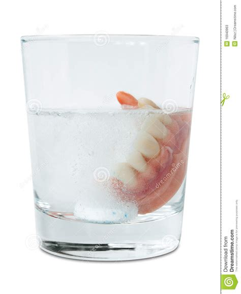 false teeth cleaner picture 2