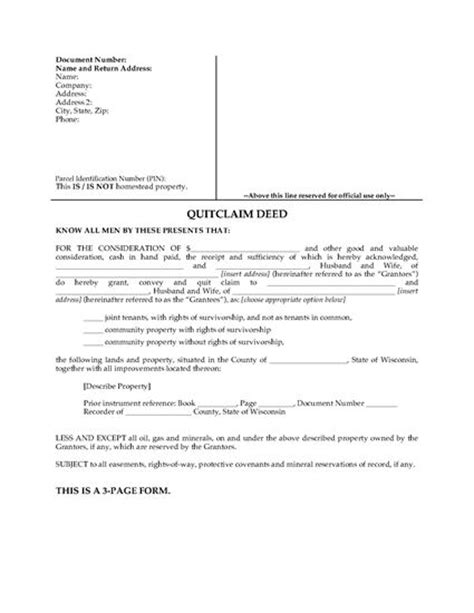 quit deed with joint tenancy georgia picture 17