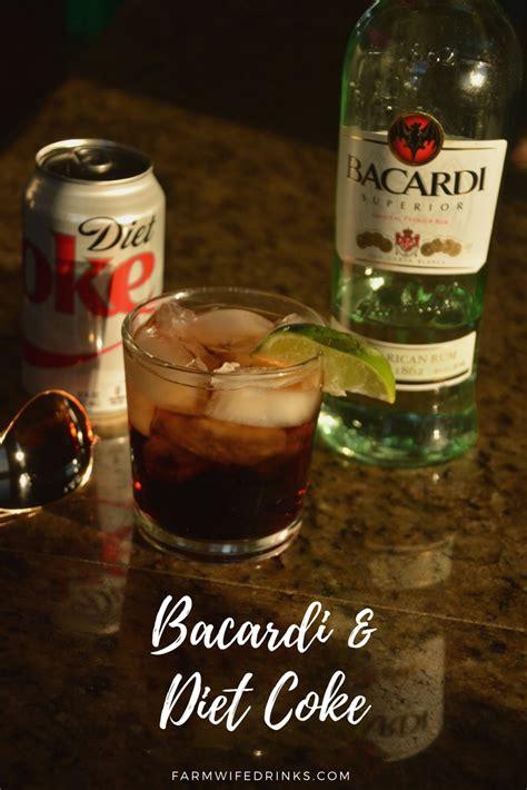 bacardi and diet coke recipe picture 2