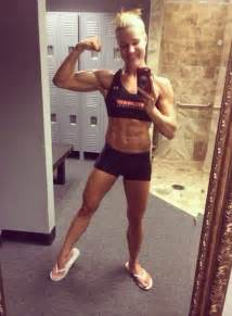 calves legs muscle female picture 13