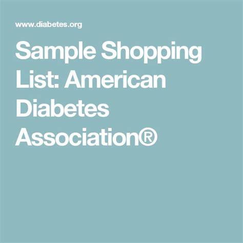 american diabetic association sample diets picture 14