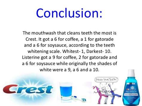 conclusion teeth liquids science fair picture 3