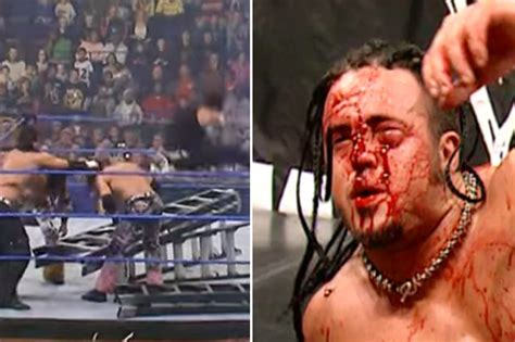 worst blood in wwe picture 1