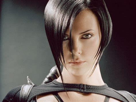 aeon flux hair picture 9