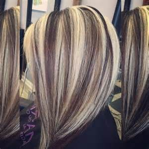 foil hair highlights tips picture 13