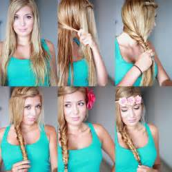 how to style long hair picture 10