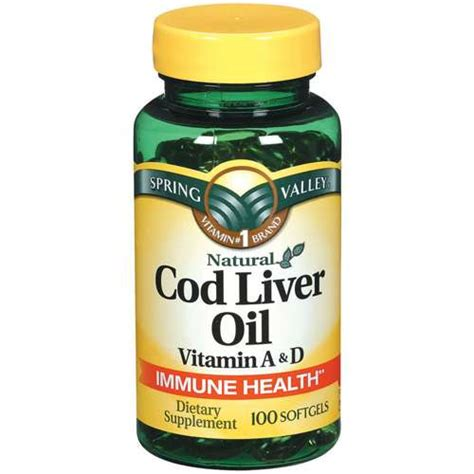 yellow cod liver oil pills picture 19