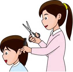 art of hair cuting damad picture 5
