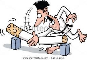 quit cigarettes smoking cartoons picture 4