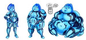 halo cortana breast expansion picture 1