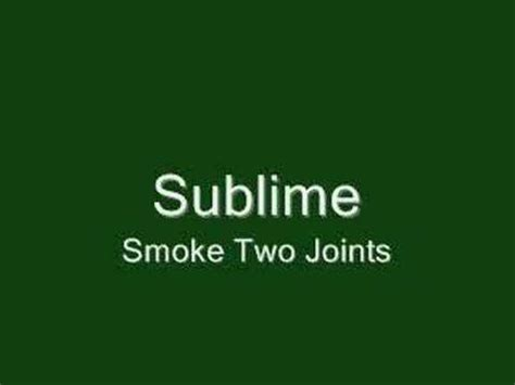 sublime smoke two jionts picture 5