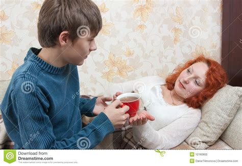mother helping son with erection picture 3