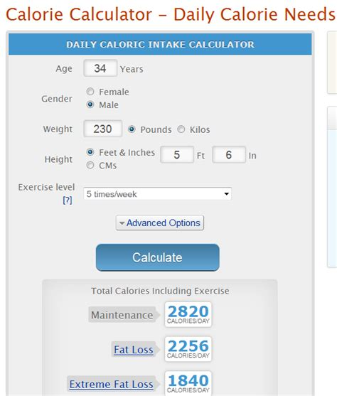 weight loss calculator picture 14