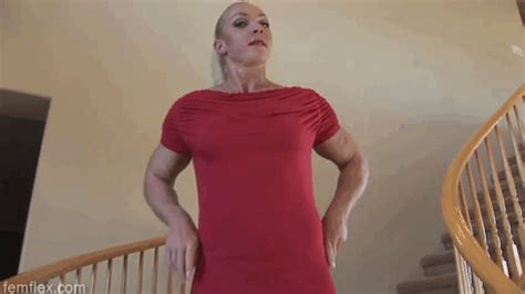 female muscle expansion gif picture 14