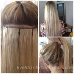 seamless hair weave picture 11