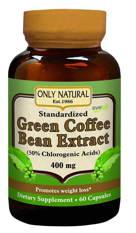 does pure green coffee bean help you lose picture 1