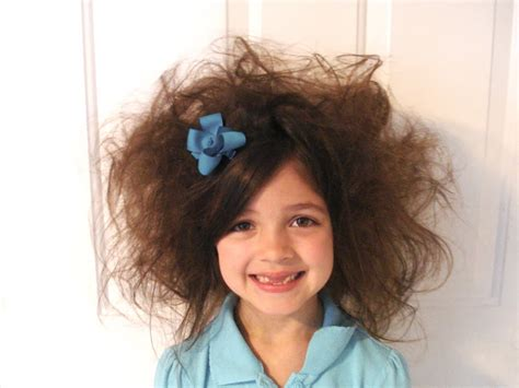 crazy hair picture 6