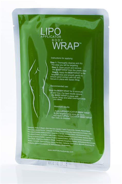 lipo applicator body wrap compared to it works picture 6