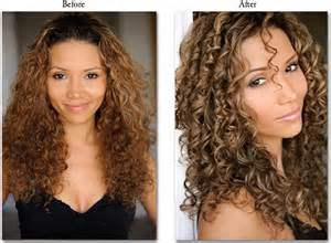 dry and fine hair and hard to perm picture 3