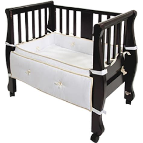 co sleeper sleigh natural picture 7