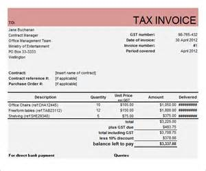 home business invoices picture 6
