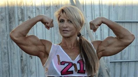 female muscle gif picture 18