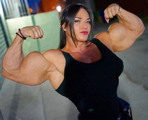 morphed muscle women picture 3