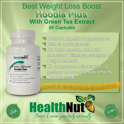 weight loss with green tea plus hoodia picture 2