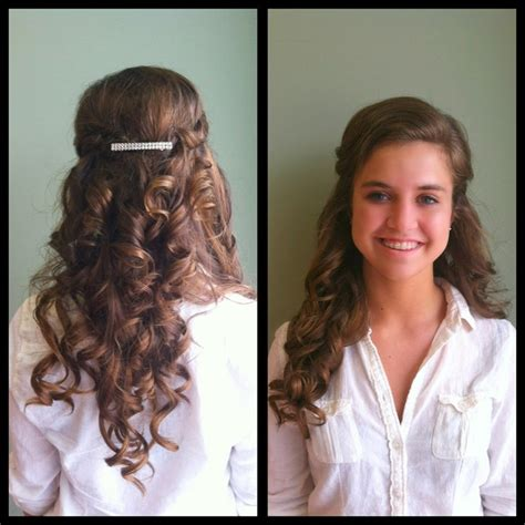 pictures of promm hair styles picture 10