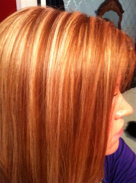 bleaching red hair naturally picture 7