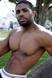 black muscle men picture 6