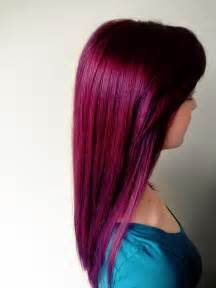 purple and pink hair color picture 13