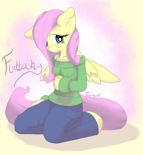 fluttershy breast expansion human fanfic picture 11