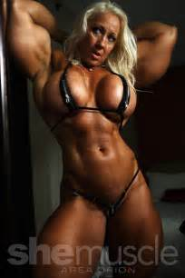breast expansion and female muscle growth morphs picture 6