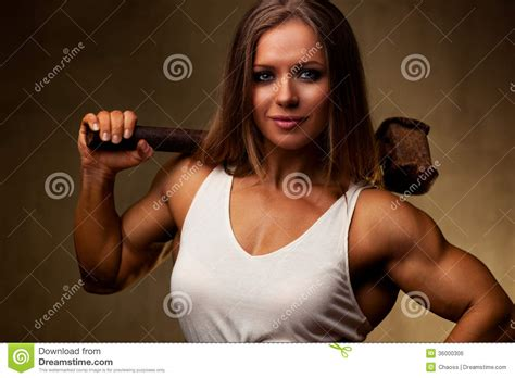 free muscle women picture 9