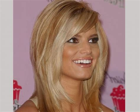 bangs hairstyles on long hair picture 6