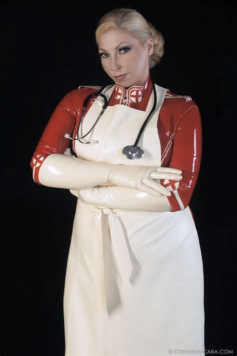 hot evil women doctors with latex gloves picture 3