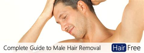 male sex hair removal vids picture 2