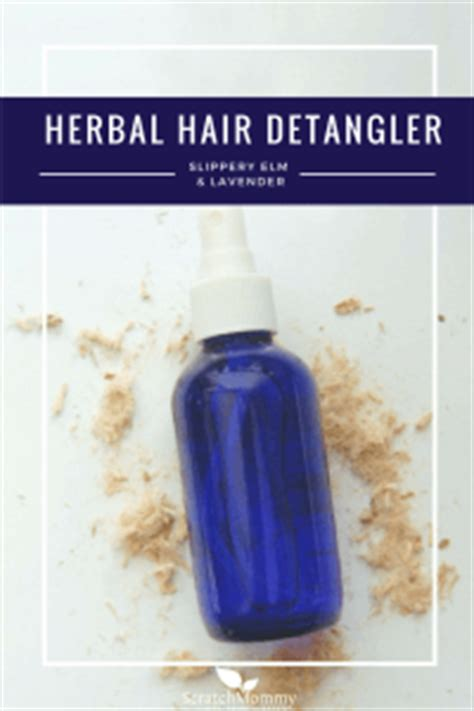 what natural herbs products detangle hair picture 8
