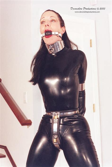 male slave transformed into a woman by dominant picture 1